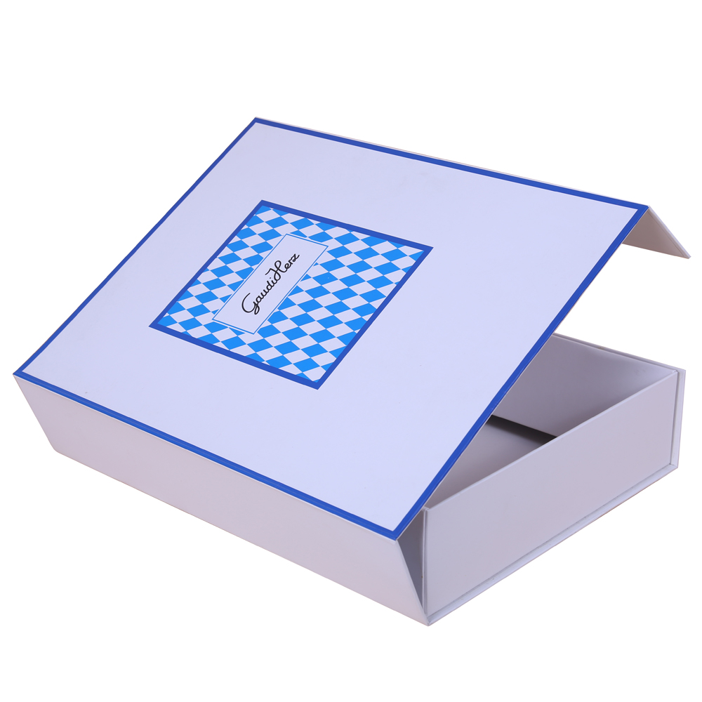 Large Magnetic Closure Foldable Gift Box